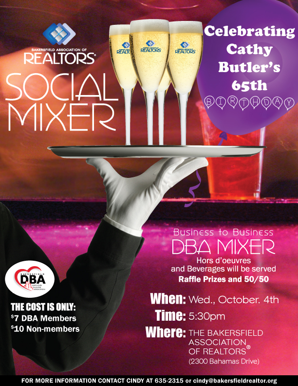 bakersfieldrealtor org Bakersfield Association of Realtors Social Mixer - DBA